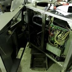 Вакуумный шприц Handtmann VF 608 plus